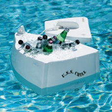 USS Chill Floating Cooler - Frontgate