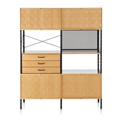 Herman Miller - Herman Miller | Eames® Storage Units, 4-Units High - Design by Charles and Ray Eames, 1950.