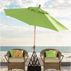 Contemporary Outdoor Umbrellas by Ballard Designs