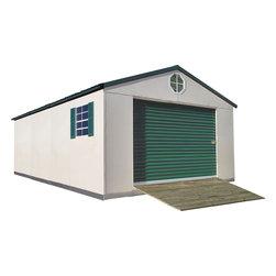 Buildings Available - Temloc 12'x21' Premium Steel Building