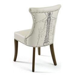 Go Home Ltd - Go Home Ltd Backbone Chair X-62231 - Go Home Ltd Backbone Chair X-62231