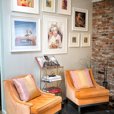 Eclectic  by Michelle Workman Interiors