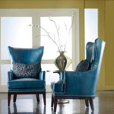 Eclectic Armchairs And Accent Chairs by Space Design Collective