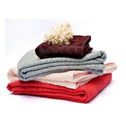 Affina - Affina Bath Towel Set - 3-Piece Set: (wash, hand, bath)