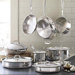 contemporary cookware and bakeware by CHEFS