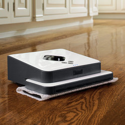 Green Automatic Robotic-action Floor Cleaner