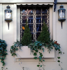 city window boxes