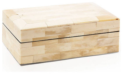 modern storage boxes by One Kings Lane