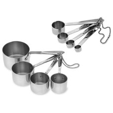 Contemporary Measuring Cups And Spoons by Williams-Sonoma
