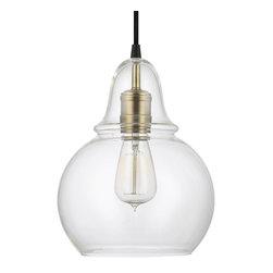 Capital Lighting - Capital Lighting Transitional Mini Pendant Light X-341-DA4464 - Capital Lighting Transitional Mini Pendant Light X-341-DA4464