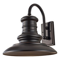 Murray Feiss - 1 Bulb Outdoor Lighting - - ETL Damp Approved.