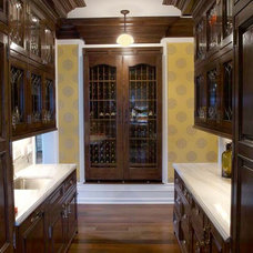Traditional Kitchen by Sound Beach Partners LLC