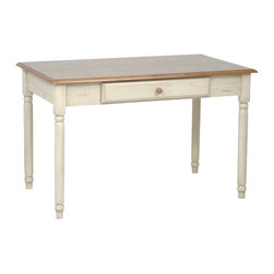 Office Star - Office Star Country Cottage 3-Piece Nesting Tables - Features: