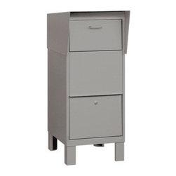Salsbury Industries - Courier Box - Primer - Courier Box - Primer