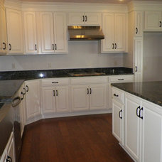 Traditional Kitchen Cabinets by Carrie Hoelewyn (Lowe's in Bristol, TN)