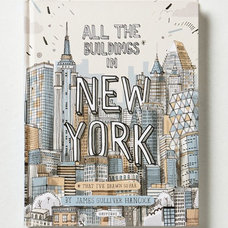 All The Buildings In New York - Anthropologie.com