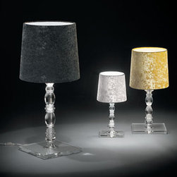 Claudia Table Lamp By Modiss Lighting - Claudia by Modiss is a series of classical modern table lamps.