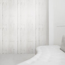 contemporary wallpaper by Bouf