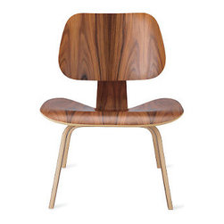 Eames Molded Plywood Lounge Chair, LCW | DWR - Eades Molded Plywood Lounge Chair, LCW