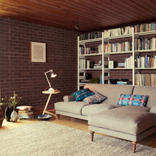 Contemporary Sectional Sofas Oscar sectional sofa by Matthew Hilton