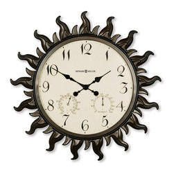 "Howard Miller - Howard Miller 22.5"" Oversize Wall Clock 