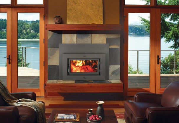 Traditional Indoor Fireplaces by Travis Industries, Inc.