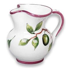 Ceramic - Antipasti Creamer - Antipasti Creamer