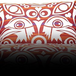 Moooi - Moooi | Boutique Eyes of Strangers Pillow - Design by Marcel Wanders.