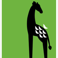 """Giraffe"" Limited Edition Print"