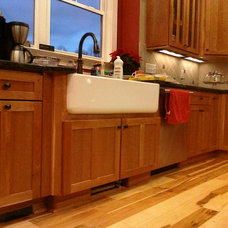Traditional Kitchen Sinks by CC&J Designs. LLC