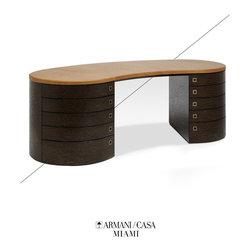 Armani/Casa Furniture - Your workspace should inspire you