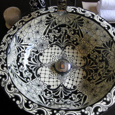 Bathroom Sinks by Mexican Traditions