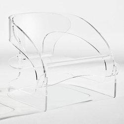 Kartell - Kartell | Joe Colombo Armchair - Design by Joe Colombo, 1965.