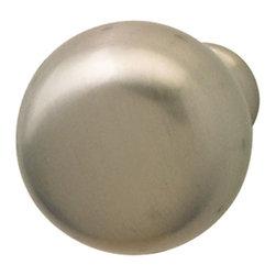 Hafele - Hafele 134.41.001 Brushed Nickel Cabinet Knobs - Hafele item number 134.41.001 is a beautifully finished Brushed Nickel Cabinet Knob.
