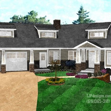 Traditional  by TJP Designs and Construction LLC