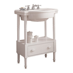 "Retrospect 27"" Washstand -"