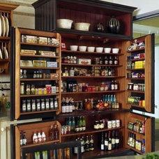 Cupboard Storage Kitchen Cabinet Ideas Pantry | Gokitchenideas.com