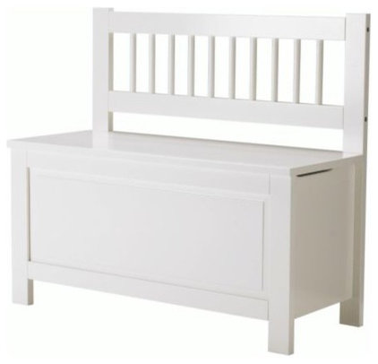 Modern Accent And Storage Benches by IKEA