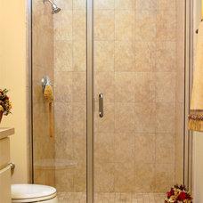 Transitional Shower Doors by MegaSupplyStore