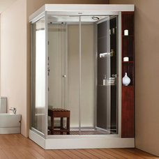 Modern Showers by Aquapeutics