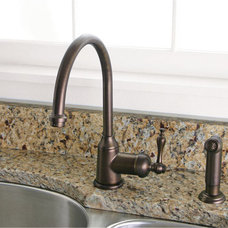 Traditional Kitchen Faucets by Vintage Tub & Bath