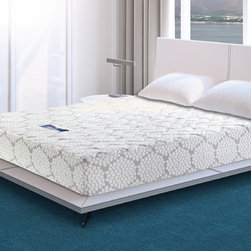 Springfit Mattress Max Natural Latex Foam - Springfit natural latex foam mattress is a comfortable and breathable mattress that is soft, durable and long lasting. It is available in all the sizes including standard King and Queen sizes. It can be customized as well.