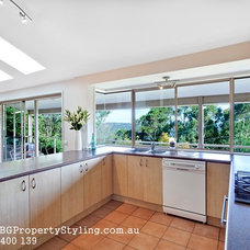 Contemporary Kitchen by BG Property Styling
