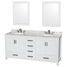 Modern Bathroom Vanities And Sink Consoles by Luxvanity