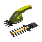 Cordless 2 In 1 Hedge Trimmer