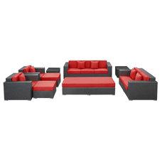 Contemporary Outdoor Sofas by zopalo