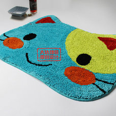 Contemporary Bath Mats by sinofaucet