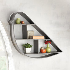 Contemporary Wall Shelves by Grandin Road