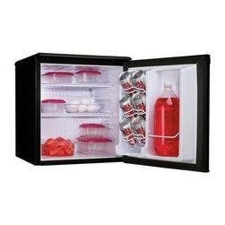 Danby - 1.8 Cu.Ft. Refrigerator - -1.8 cu.ft. (51 litre) capacity All Refrigerator