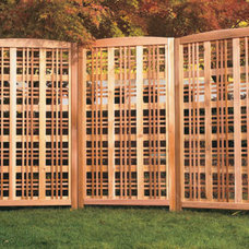 traditional fencing by outdoorgardenfurniture.net